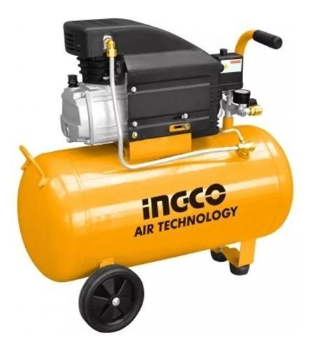 Compresor De Aire 24lt 2hp 1500w 8 Bar Ingco
