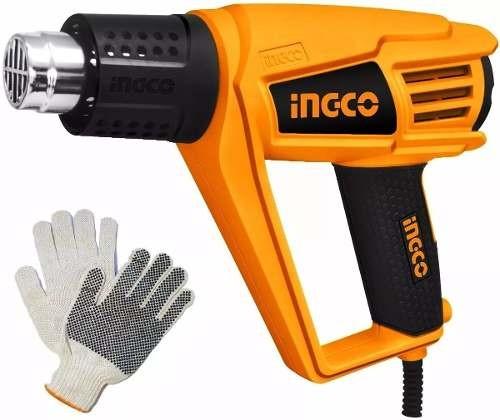 Pistola De Calor Ingco 2000w 550°