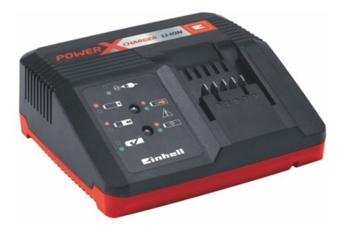 Cargador 18v. Power Exchange 220v. 30min. Einhell