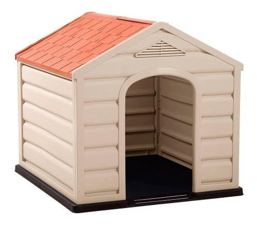 Casa Para Perro 58,5x61x68 Cm Rimax Calidad Premium