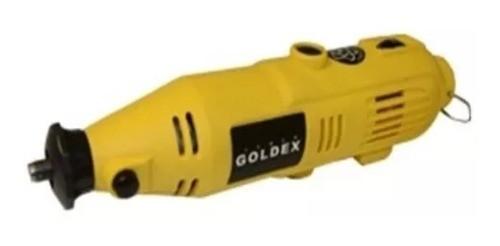 Minitorno Eléctrico Goldex- 130w - Con 60 Piezas