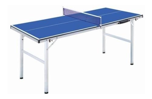 Mesa De Ping Pong Juego Niño Niña Tenis De Mesa