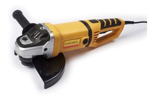 Amoladora Goldex 230mm 1800w 9   Construcción Herreria
