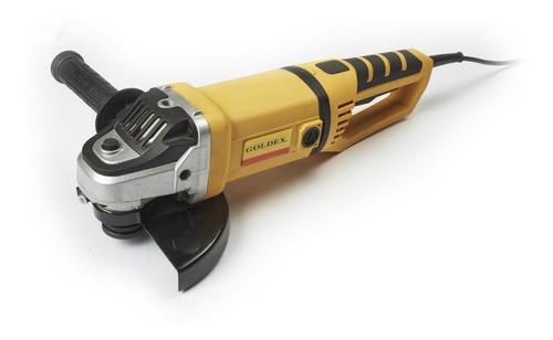 Amoladora Angular 180mm. 1800w Goldex Hw-ag2241