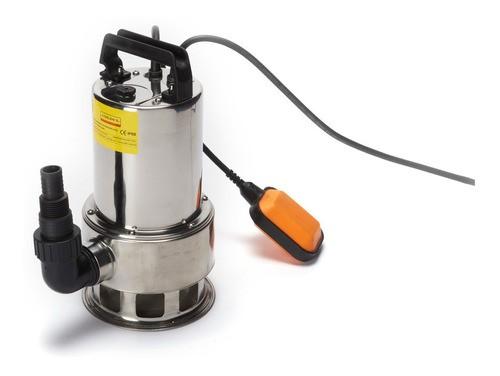 Bomba De Agua Sucia 750w Goldex P01-sb750b