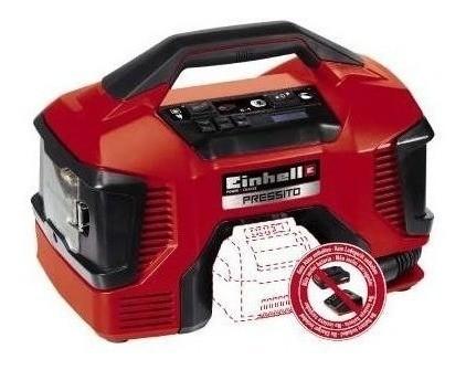 Compresor Hibrido Corriente O Bateria Einhell