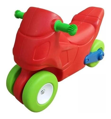 Moto Sin Pedales Infantil Plástico + 3 Años Niño Niña