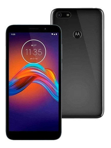 Motorola E6 Play 5.5¨ 32/2gb Huella + Funda Regalo!