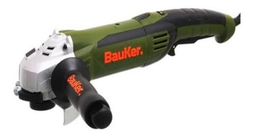 Amoladora Angular Nueva 1010 W 4 1/2 Bauker