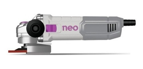 Amoladora Angular Neo 1100w 5'' Vel. Variable