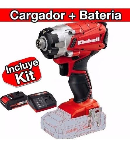 Atornillador De Impacto Einheel 18 V + Bateria + Cargador