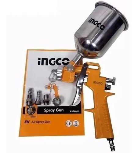 Pistola Pintar 1,5mm Auto Tunig Mueble Ingco Asg4041