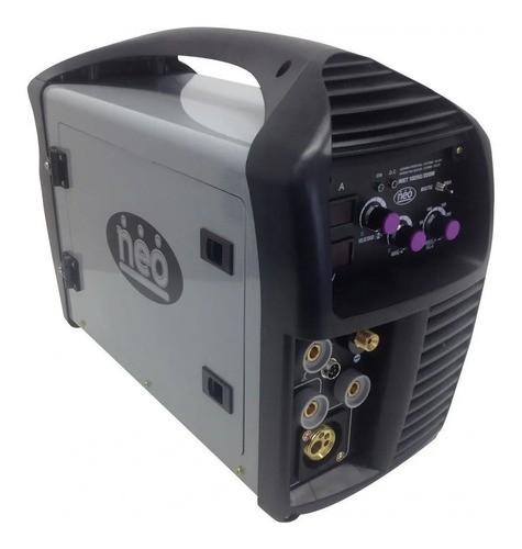Soldadora Inverter Mig-electrodo-tig Neo 250a 11300w