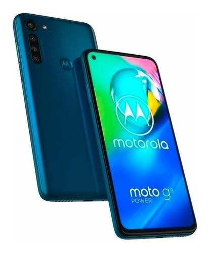 Celular Motorola G8 Power Lite Xt2055 Lte 6,5 Ips 64gb+estuc