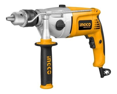 Taladro Percutor Ingco 1100w Industrial 16mm 2velocidades