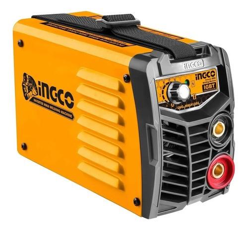 Soldadora Electrica Inverter Domestica 180 Amp Ingco