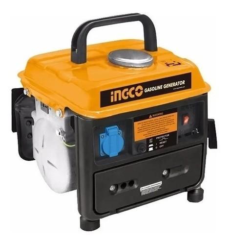 Generador A Nafta Ingco 800w 2hp Camping Luces