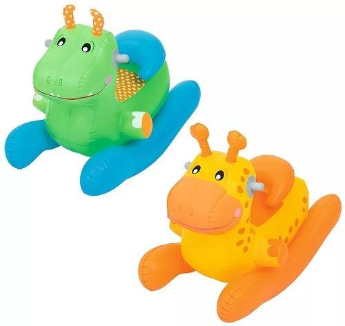 Juguete Inflable Animal Balancin Bestway-pf Mobiliario