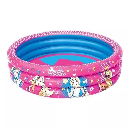 Piscina Barbie Gomon Inflable Infantil 200 Lts Bestway
