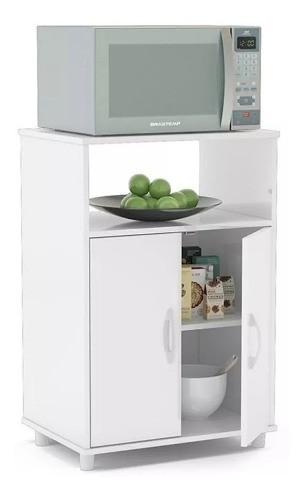 Utilitario Cocina Estante Puerta Mdp Mesa Servicio 12sr