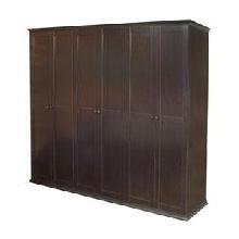 Ropero Placard Seis Puertas Dormitorio Medida 216 X 268 X 56