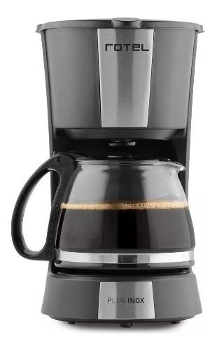 Cafetera Electrica Rotel Plus Inox 500w Filtro Permanente-ub