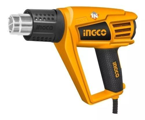 Pistola De Calor Ingco 2000w + Guantes