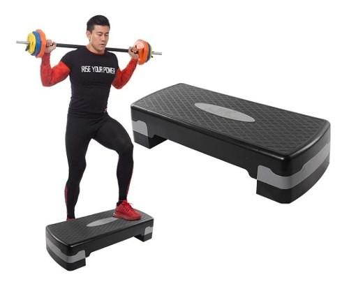 Step Regulable 2 Alturas Fitness Crossfit Pilates